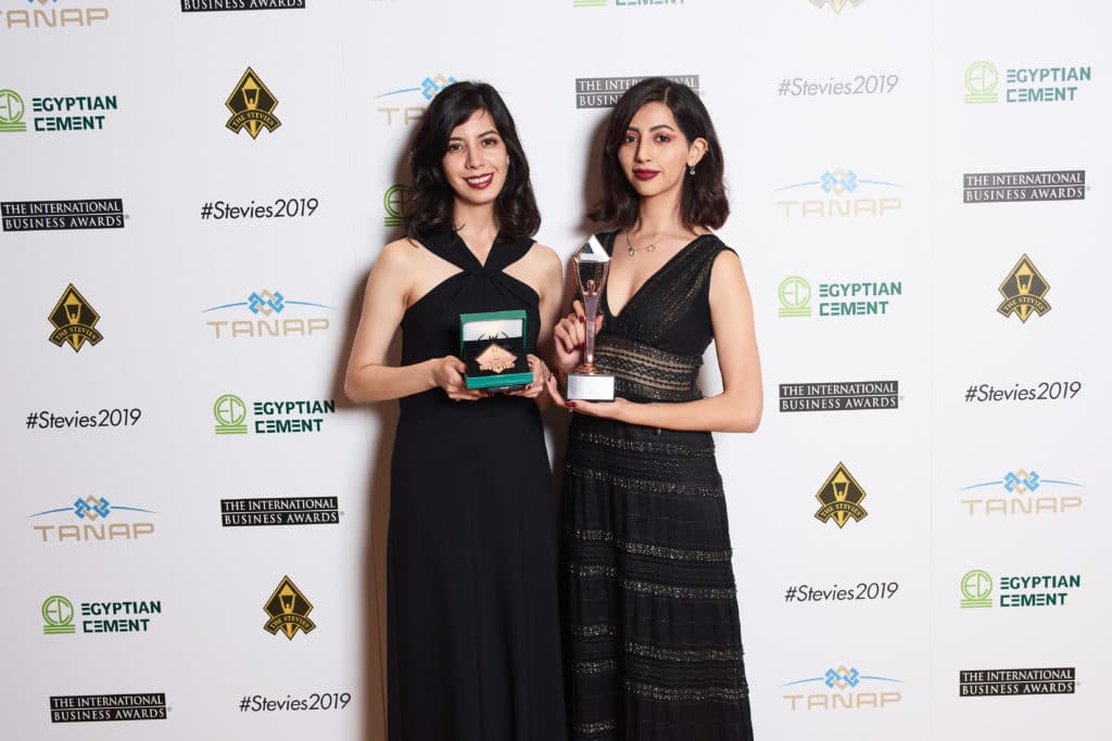 Anexa BPO Accepts Bronze Stevie® Award 2019
